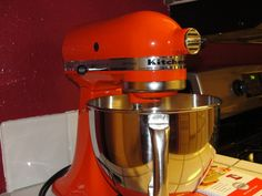 #KitchenAid #KSM150PSBF Artisan 5-Quart Stand Mixer, #Buttercup   really love it!   http://amzn.to/IZh7tb