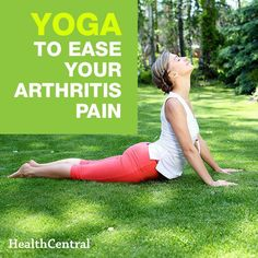 Have pesky or chronic arthritis pain  These yoga moves may do you some  good  (Joint Pain Relief Recipes For) 93d1f66a62d