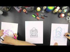 How To Draw Baby Jesus - Art For Kids Hub -