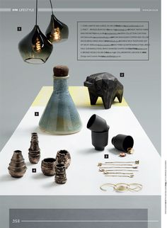 Local Authorities photo shoot for Lifestyle feature in JSE Magazine. Featuring Wiid Design, Ceramic Factory, Woltemade, Dokter and Misses, Kat van Duinen, Bronze Age, Dor&Kie Jewellery Objects, Dear Rae etc.