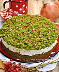 "Ciasto ""leśny mech"" ze szpinakiem - Mała Cukierenka Types Of Cakes, Polish Recipes, Polish Food, Cooking Time, Avocado Toast, Food And Drink, Cupcakes, Sweets, Kitchens"