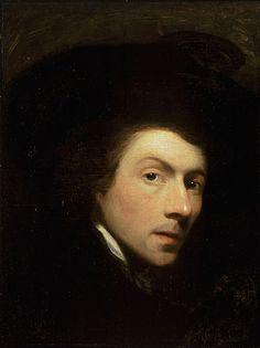 Gilbert Stuart (1755 - 1828). Pintor estadounidense. Uno de los grandes retratistas de su época y el creador de un estilo de retrato americano característico.