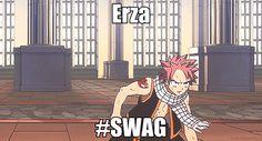 Erza got swag!!