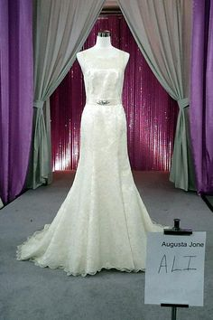 Augusta Jones 654 #RandyToTheRescue #BrideDay #Weddings