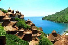 Jaba Nibue Taganga Eco Resort, Santa Marta