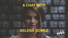 Access All Areas presents a chat with Selena Gomez Unified Communications, Personal History, Communication System, New Earth, Earthship, Before Us, Tv On The Radio, Eminem, Super Powers