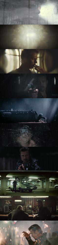 'Killing Them Softly' (Andrew Dominik, 2012) Cinematography by Greg Fraser