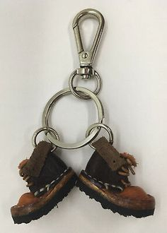 Photo Keyrings, Leather Keyring, Key Chain Rings, Backpack Bags, Leather Men, Miniatures, Child, Doll, Backpacks