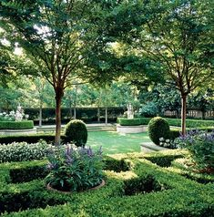 One of my favorite gardens from southern accents.