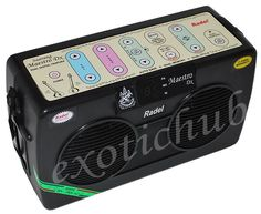 RADEL Saarang Maestro Dx - Dual Electronic Tanpura