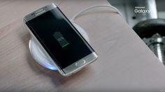 Первый рекламный ролик Samsung Galaxy S7 edge уже здесь