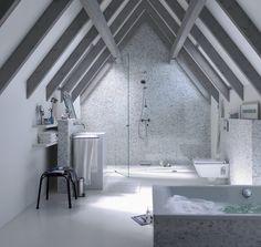 Inspirasjon - Baderomsdesign med sanitærteknologi fra Geberit