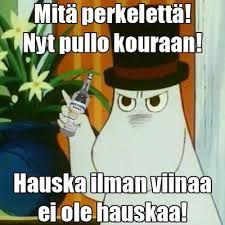 Kuvahaun tulos haulle muumi memet Tove Jansson, Good Grades, Moomin, Finland, Sarcasm, Lol, Shit Happens, Motivation, Feelings