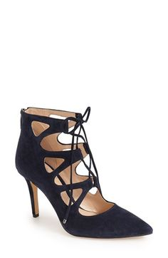 Vince Camuto 'Bodell' Lace Up Pump (Women) | Nordstrom