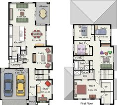 Drawings Pinterest Floor Plans Home Design And Floors
