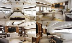 The mega-yacht of the skies!