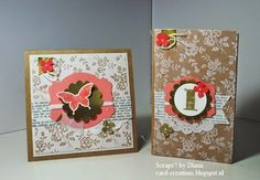 Scraps'! by Diana #Stampinup #lovelace
