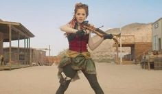 Lindsey Stirling - Roundtable Rival, this was my favorite song BEFORE she made this awesome steampunk video!