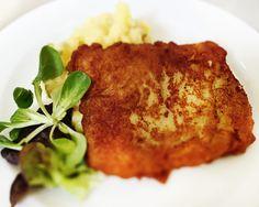 Denné menu Vranov | Rybie filé v zemiakovom cestíčku, slovenský šalát - reštaurácia Hotel Patriot*** #hotel #restaurant