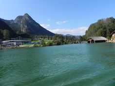 Lake Konigsee-Berchtesgaden