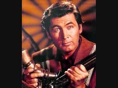 Fess Parker - The Ballad of Daniel Boone - YouTube