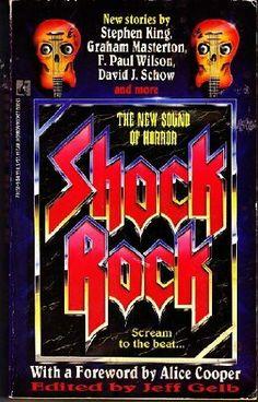 Shock Rock ** edited by Jeff Gelb