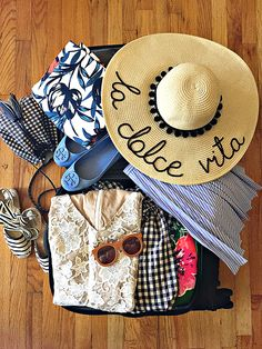 When to Start Packing for a Trip Abroad