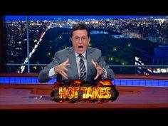 Stephen Colbert's Hot Takes - YouTube
