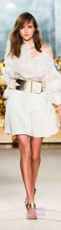 Genny - Spring 2015 TW   I would love to style Taylor Swift in this out because she would look amazing!