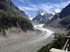 Mer De Glace - Chamonix Mont Blanc