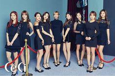 Twice for Ceci Nayeon, Kpop Girl Groups, Korean Girl Groups, Kpop Girls, K Pop, Twice Mv, Twice Photoshoot, Twice Group, Warner Music