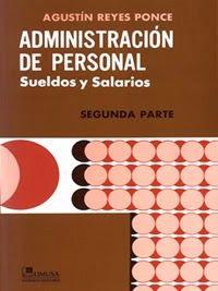 LIBROS LIMUSA: ADMINISTRACIÓN DE PERSONAL SUELDOS Y SALARIOS Segu...