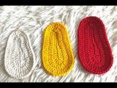 New knitting baby hats boy easy crochet ideas Crochet Sandals, Booties Crochet, Crochet Shoes, Crochet Slippers, Crochet Baby Boy Hat, Baby Boy Hats, Baby Knitting, Baby Slippers, Baby Sandals
