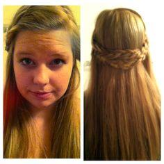215 Best Renaissance Hairstyles Images On Pinterest