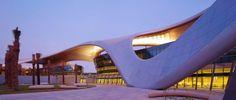 Arquitectos: BRT Architekten  Proyecto: Universidad de Zayed  Ubicación: Abu Dhabi #architecture
