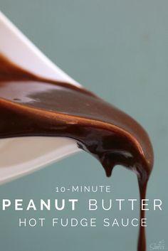 Peanut Butter Hot Fu