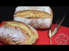 homemade Bread recipe I teach you how to make bread with sourdough Pan Bread, How To Make Bread, Empanadas, Yummy Food, Yummy Yummy, Delicious Recipes, Bread Recipes, Homemade, Teaching