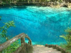 Enchanted River - Philippines _ Travel Gourmande