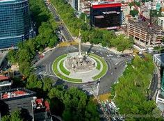 ave del angel DF