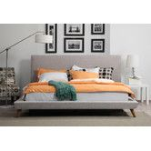 Found it at Joss & Main - Jacqueline Upholstered Bed