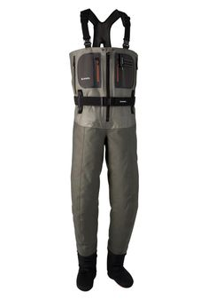 Simms waders: order top quality Simms fishing waders from Stillwater.