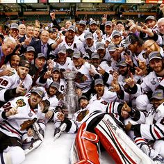 Chicago Blackhawks 2013 Stanley Cup Champions!