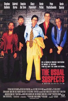 #Filmquote - What the cops never figured out, and what I know now, was that these men would never break, never lie down, never bend over for anybody. Anybody.