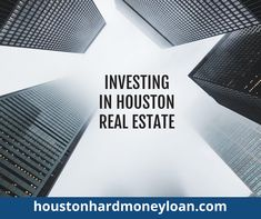 Your well-advised investment guarantees a better future Hard Money Lenders, Private Loans, Houston Real Estate, Local Banks, Service Learning, Financial Institutions, Investing, Texas, Future