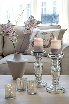 Candle Decor for Coffee Table Fresh 20 Super Modern Living Room Coffee Table Decor Ideas that Will Amaze You Coffee Table Decor Living Room, Decorating Coffee Tables, Living Room Decorating Ideas, Decorating Tips, Living Room Grey, Home Living Room, Living Room Decor Colors Grey, Grey Living Room Ideas Color Schemes, Living Room Decor Elegant