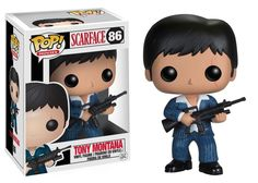 FUNKO POP! TONY MONTANA  SCARFACE Nº 86