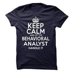 Behavioral  Analyst T Shirt, Hoodie, Sweatshirts - design a shirt #Funny #TeeShirts