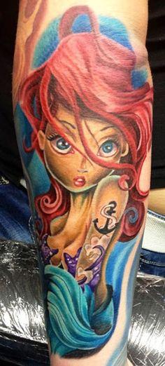 Tattoo Artist - Chris Schmidt - www.worldtattoogallery.com/tattoo_artist/chris_schmidt