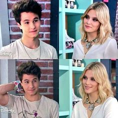 Cute Couples Goals, Couple Goals, Sou Luna Disney, New Disney Channel Shows, Spanish Tv Shows, Son Luna, Tv Quotes, Disney Films, Power Rangers