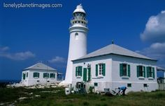 One of the last kerosene lighthouses, San Salvador. - Lonely Planet ...